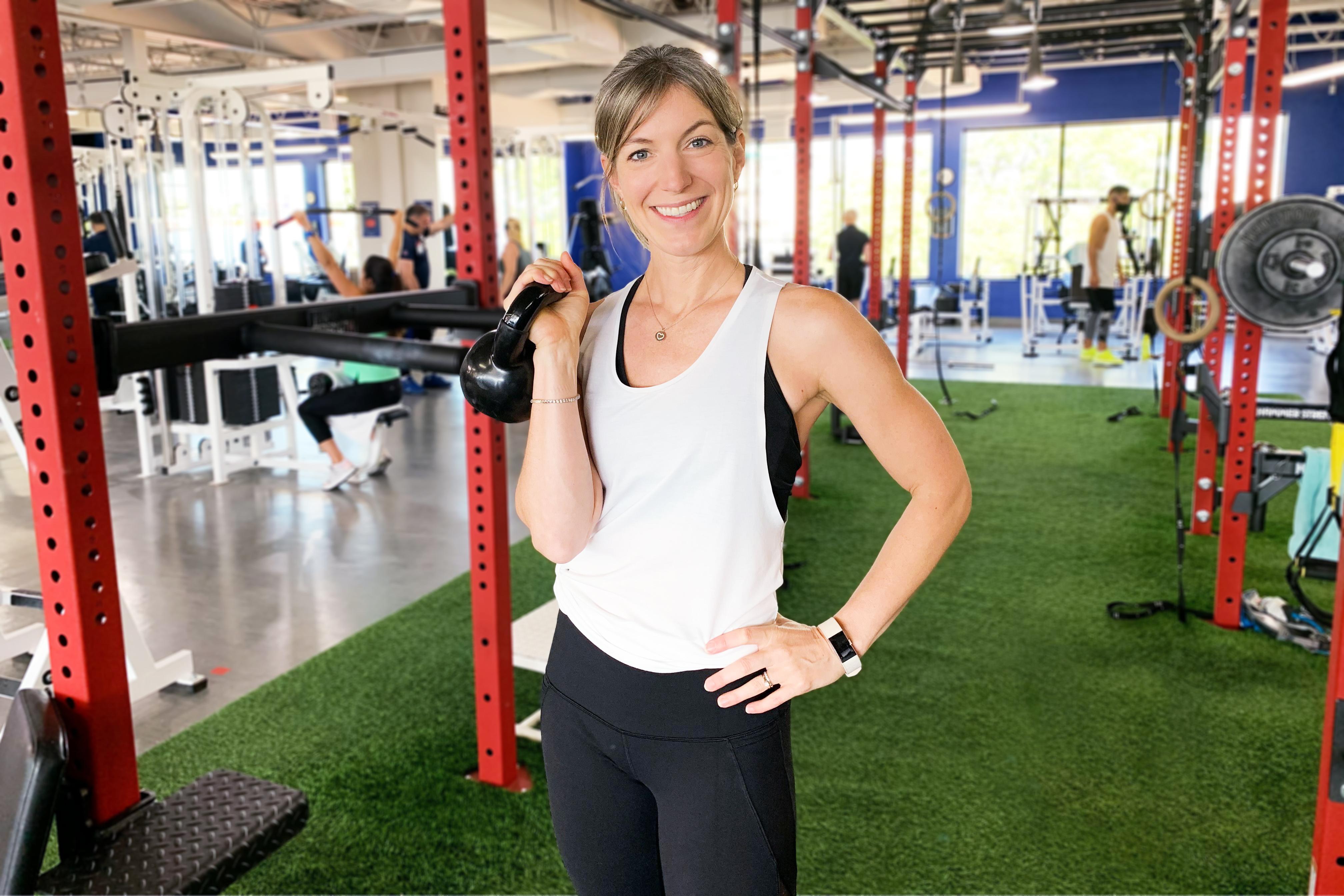 Exercices pour le haut du corps