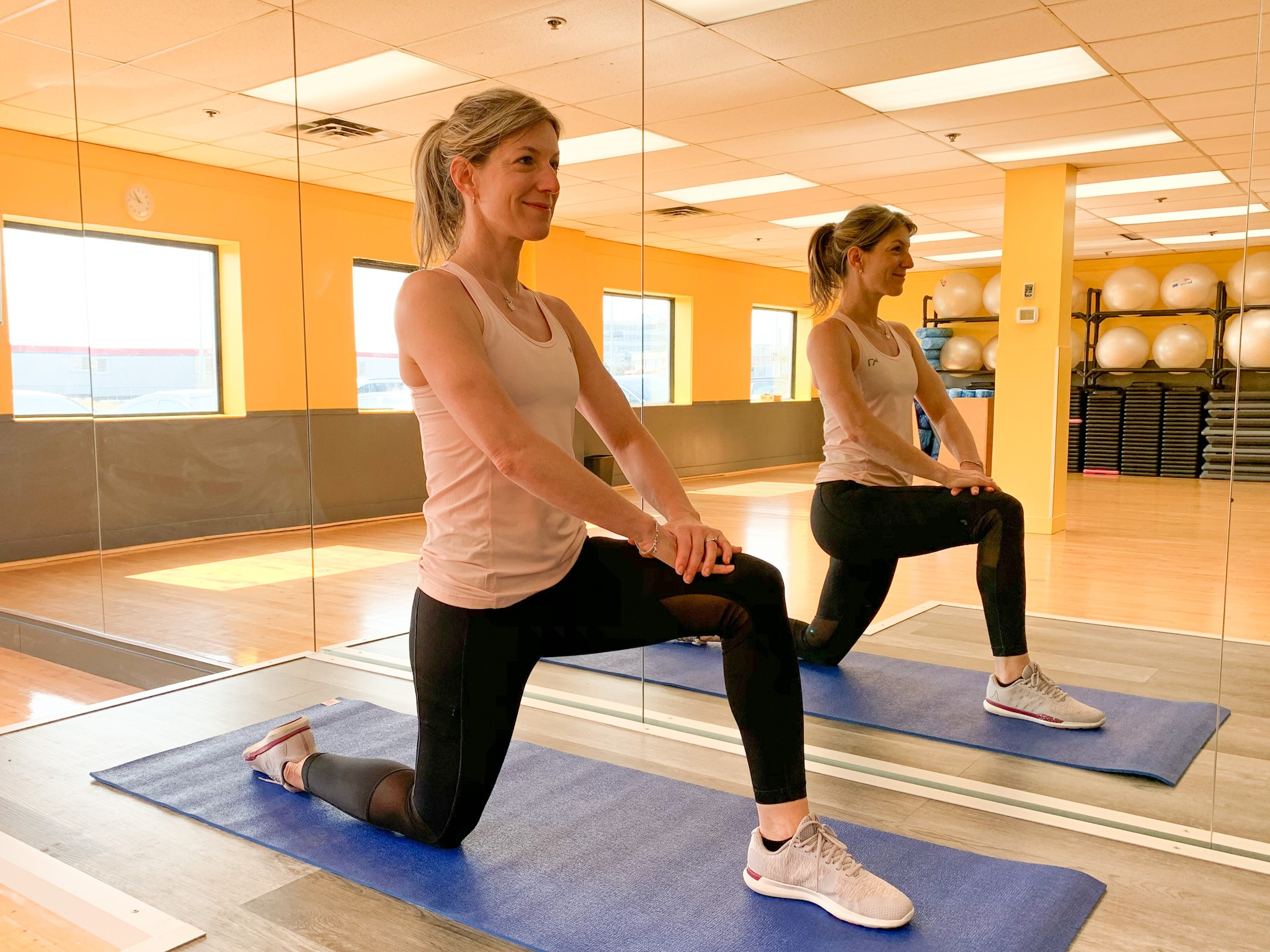 7 lower body stretching exercises