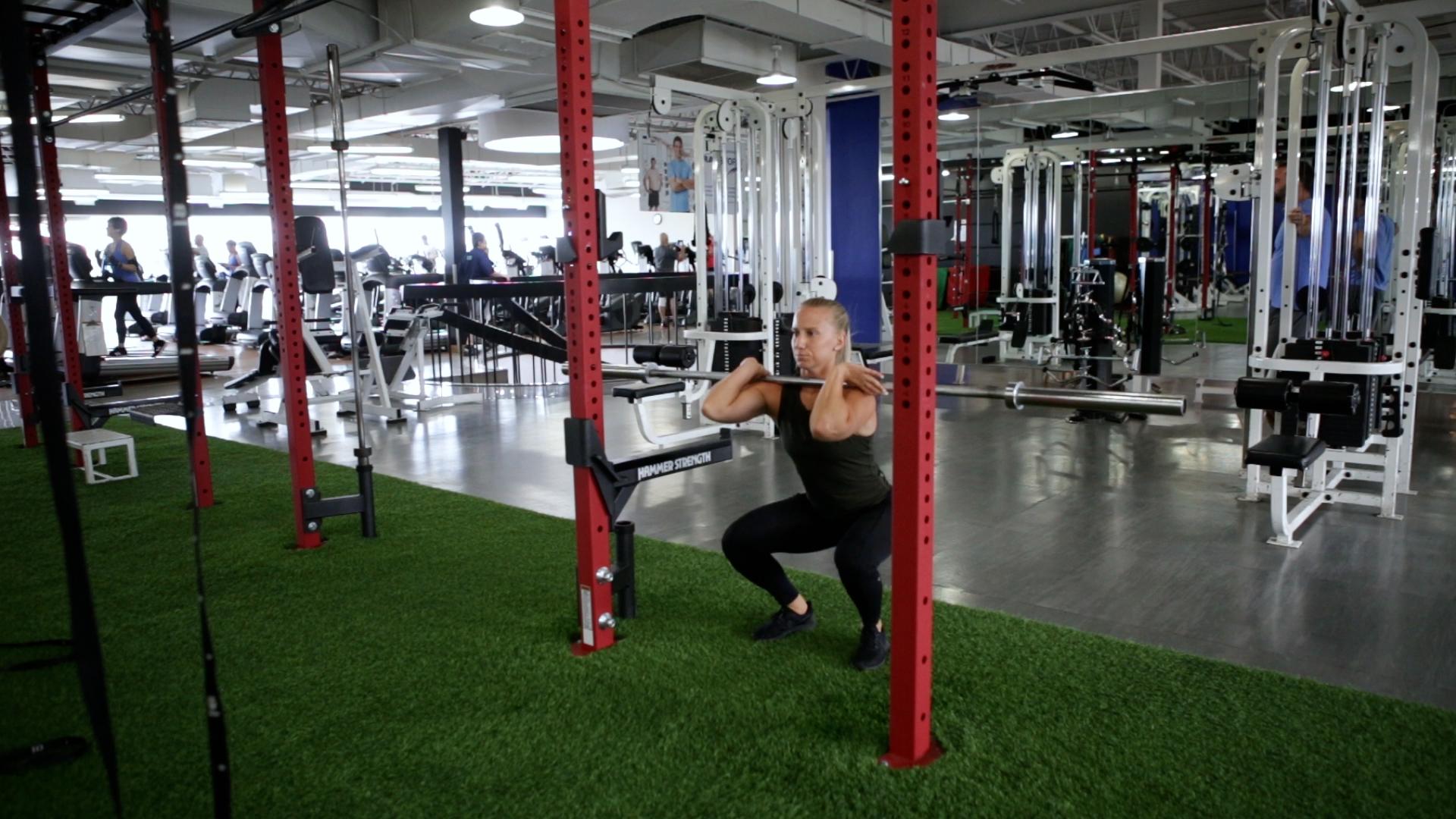 4 types de squats décortiqués
