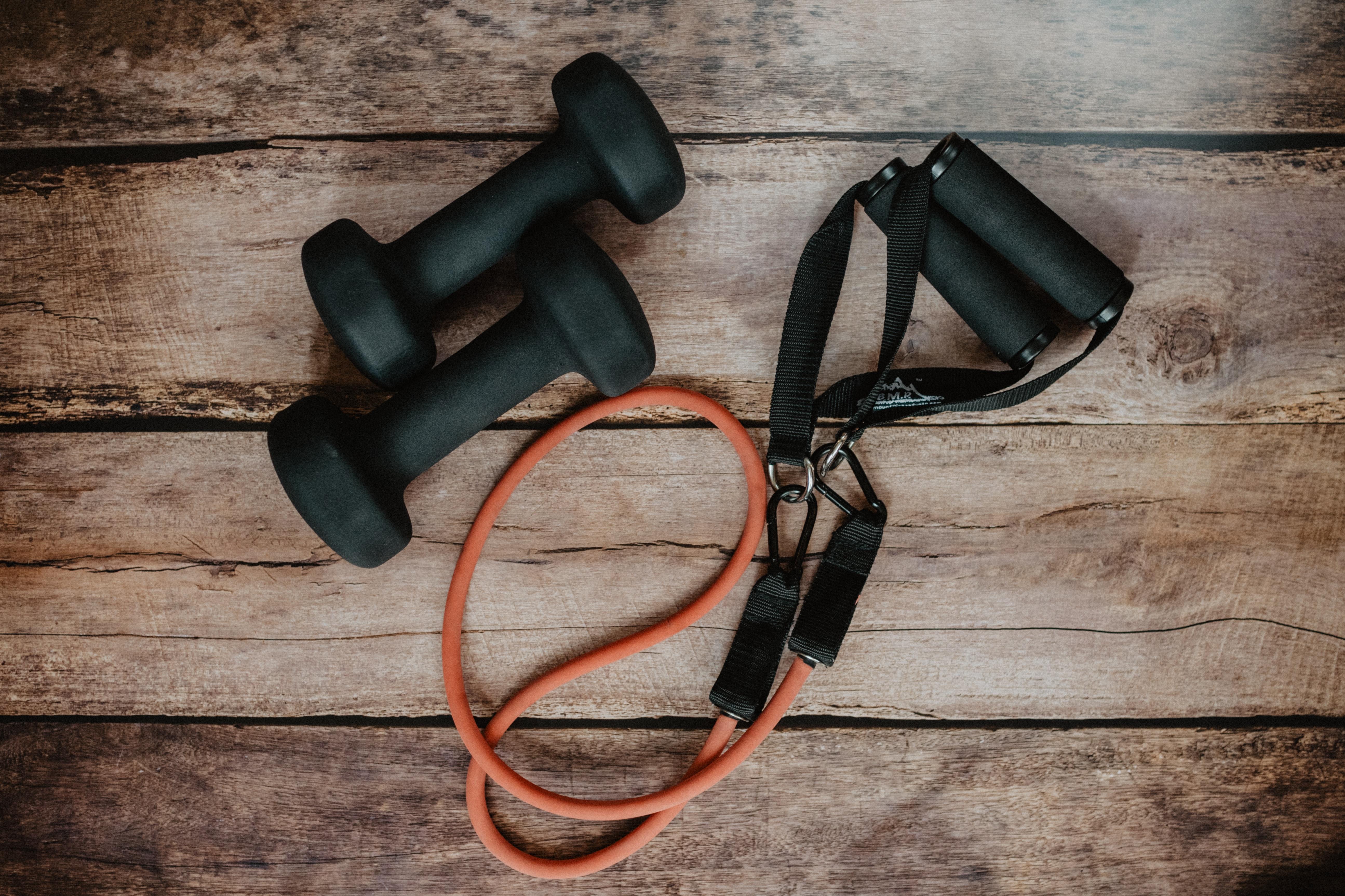Les accessoires d'entrainement essentiels pour la maison