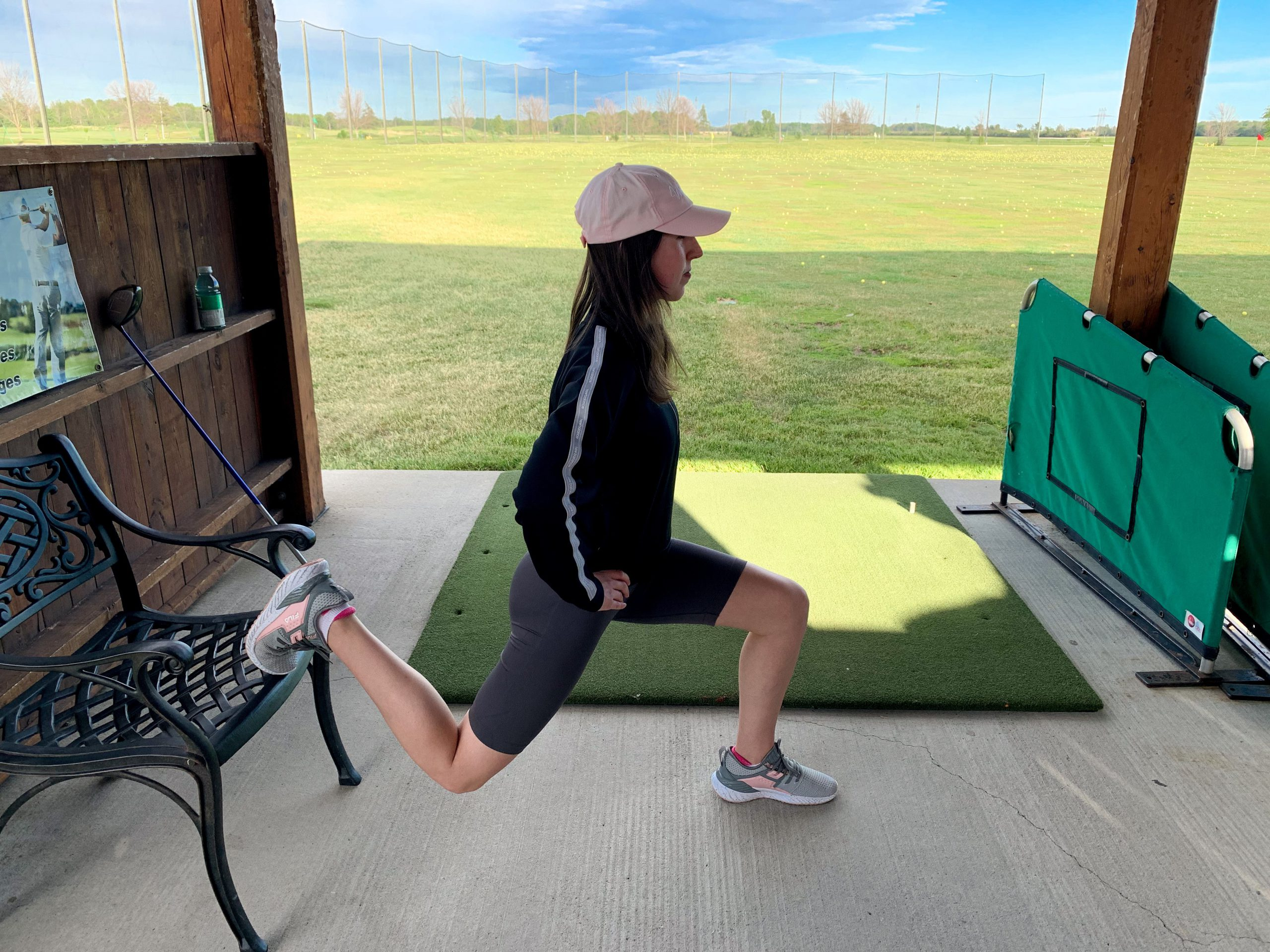 Les 5 meilleurs étirements pour le golf