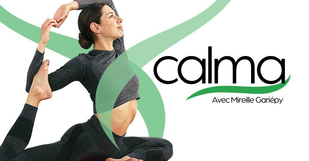 yoga program - yin yoga - calma